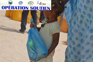 COVID-19/Opération Soutien en faveur d'enfants talibés et familles pauvres