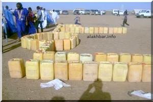 Nouakchott- Dar Naim : protestation contre la pénurie d'eau