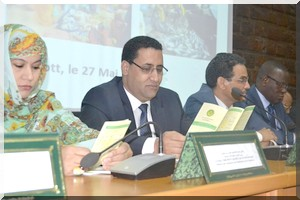 Mauritanie pr sentation des reformes du doing business for Chambre de commerce mauritanie