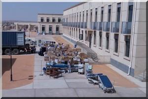 Tasiast soutient les structures de santé mauritaniennes avec un don de 180 millions d'Ouguiyas