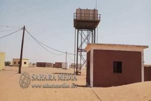 Les autorités mauritaniennes empêchent la consommation de l'eau des puits d'Ajoueir Tenhemed