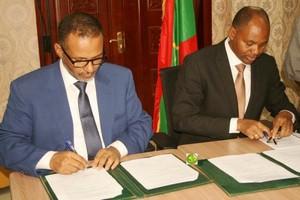 Mauritanie : signature d'un accord pour l'emploi de 6.000 travailleurs
