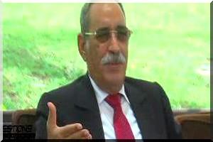 SNIM / Communiqué de presse de l'ancien Président Ely Ould Mohamed Vall