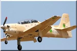 Envoi d'un avion militaire pour ramener le soldat décédé et certains blessés