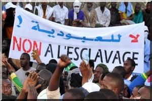 La Mauritanie devient le deuxième pays africain à s'engager pour mettre fin à l'esclavage moderne