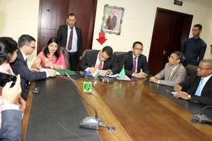 Mauritanie : Exim Bank of India alloue 110 millions $ à l'extension du réseau électrique national