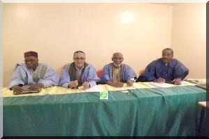 election d un nouveau bureau pour la f d ration mauritanienne d athl tisme. Black Bedroom Furniture Sets. Home Design Ideas