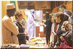 Madrid : La Mauritanie parmi les 4 meilleurs pavillons du festival Fitur