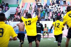 Football : le club Teyssir d'Atar en super D1