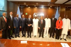 Soutien à la force du G5 Sahel :
