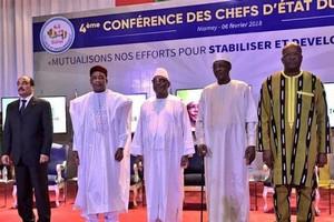 Mauritanie-G5 Sahel: le représentant spécial de l'UE au Sahel reçu par Ould Abdel Aziz