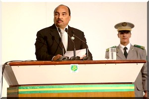 Sommet de Nouakchott : Muraille sans couleur
