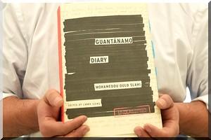 Le livre  « Guantánamo Diary » de Ould Selahi entre dans la compétition au Prix Samuel Johnson, catégorie «non fiction »