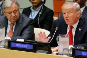 Guterres inquiet du gel de l'aide à la Palestine