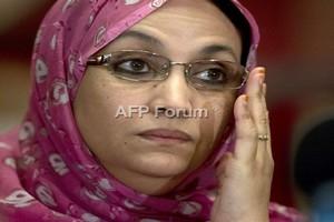 Aminatou Haidar: «Au Sahara occidental, la guerre est vue comme la seule issue»