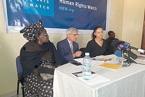Rapport annuel de Human Rights Watch : un chapitre consacré à la Mauritanie