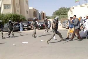 Mauritanie : une manifestation estudiantine dispersée, plusieurs blessés