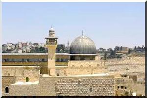 Nouvelles tensions sur l'esplanade des Mosquأ©es أ l'occasion d'une fأھte juive