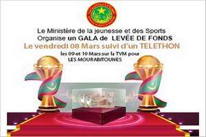 Téléthon pour les Mourabitounes : 1,5 million de dollars récoltés