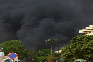 Kaédi : fortes explosions dans une caserne de l'armée nationale