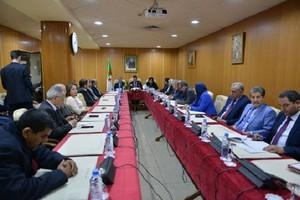 Installation du Groupe parlementaire d'amitié Algérie-Mauritanie