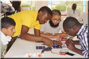 Institut Français de Mauritanie: Tous les chemins mènent au numérique [PhotoReportage]