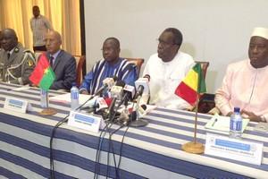 Jihadistes : la France demande au Mali et au Burkina d'agir plus politiquement