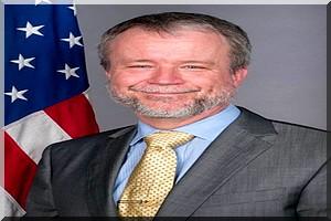 Histoire de l'esclavage et de ses vestiges aux États-Unis/ Par Larry André,  Ambassadeur des Etats-Unis en Mauritanie