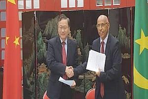 L'Ambassade de Chine devient Partenaire du marathon International de Nouadhibou