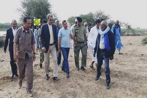 La rigueur sera observée pour l'application des engagements définis dans le cahier de charges des ouvrages agricoles (ministre du développement rural)