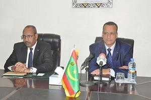 Réunion de concertation avec les membres du corps diplomatique sur le règlement de la situation des étrangers résidents en Mauritanie