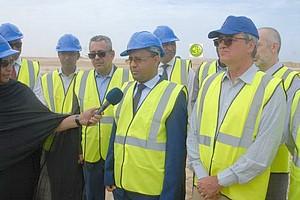 Route Nouakchott-Rosso, SOGEA SATOM promet la livraison en 2020