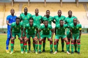 Journées FIFA : Les Mourabitounes ont démarré le rassemblement à Nouakchott