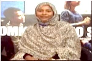 Interview de Mme Maimouna Mint Ahmed Salem :