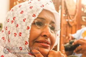 L'une des plus célèbres artistes mauritaniennes se plaint de son interdiction de voyager à l'étranger