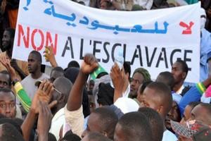 Mémoire de l'esclavage : «ne pas oublier la Mauritanie où se perpétue le fléau»
