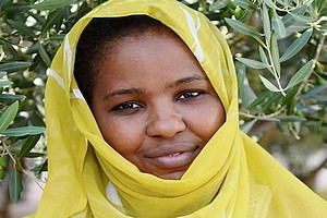 Mariam Mint Cheikh