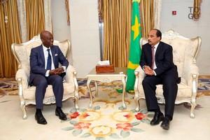 L'accord d'association avec la Mauritanie devient effectif