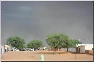 Recherche fille mauritanienne