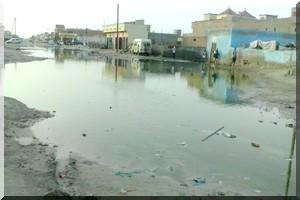 Des pluies diluviennes continuent de s'abattre sur  Nouakchott