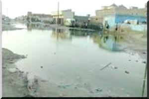 Nouakchott renoue avec les eaux stagnantes et la saleté