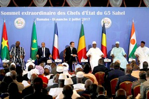 G5 Sahel: la conférence de New York fait pschitt
