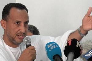 Le Sénateur Ould Ghadda écrit au président Macron