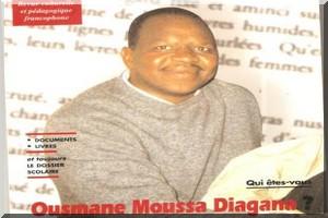 Interview de Bios Diallo avec feu Ousmane Moussa Diagana