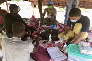 Mauritanie : « A cause du coronavirus, nous sommes passés de trois repas par jour à un seul »