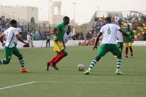Q CAN U20 : les Mourabitoune contraints au nul par les Flyings Eagles