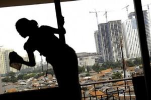 Le Qatar, l'arabe Saoudite et les domestiques