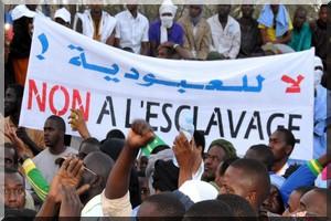 Le débat africain : Bilan de l'esclavage en Mauritanie