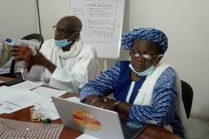Rencontre d'échanges à Nouakchott sur la protection des défenseurs des Droits de l'Homme [Photos]