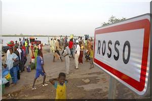 Rosso: Deux proches de Jammeh arrêtés à la frontière Sénégalo-mauritanienne